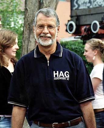 Lehrer des Jahres 2004: Winfried Sturm