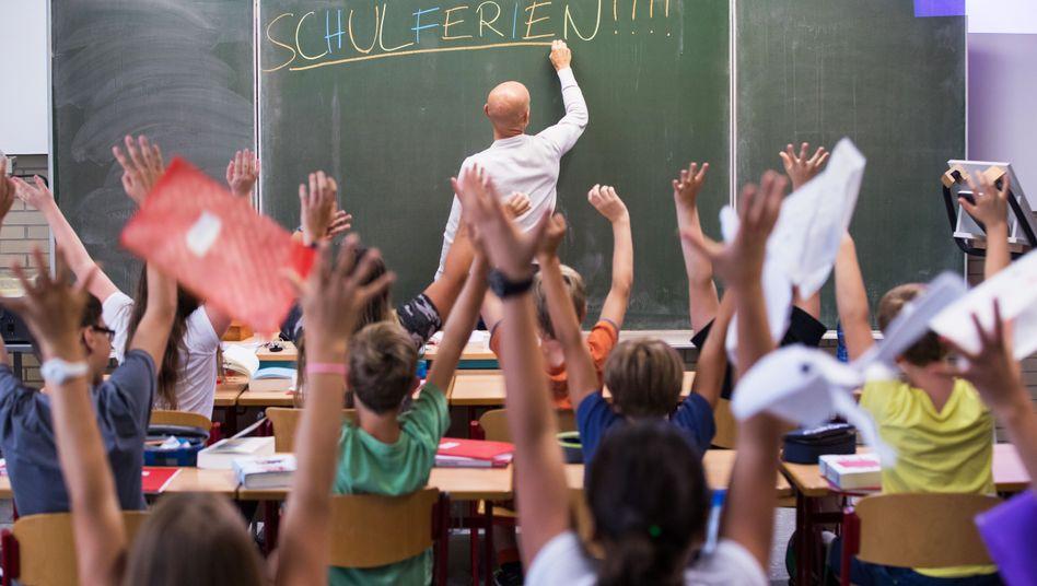 Lehrer in Bayern (Archivbild)