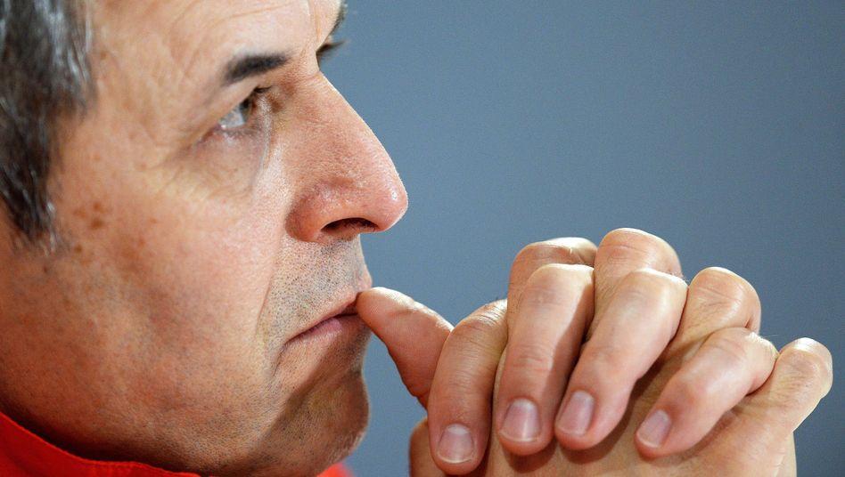 Österreichsicher Nationaltrainer Koller: Punkte, wo wir noch nicht einig sind
