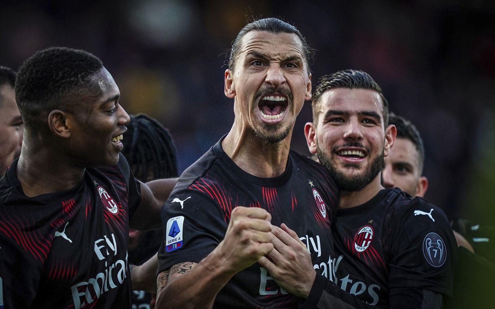 Cagliari Calcio - AC Mailand