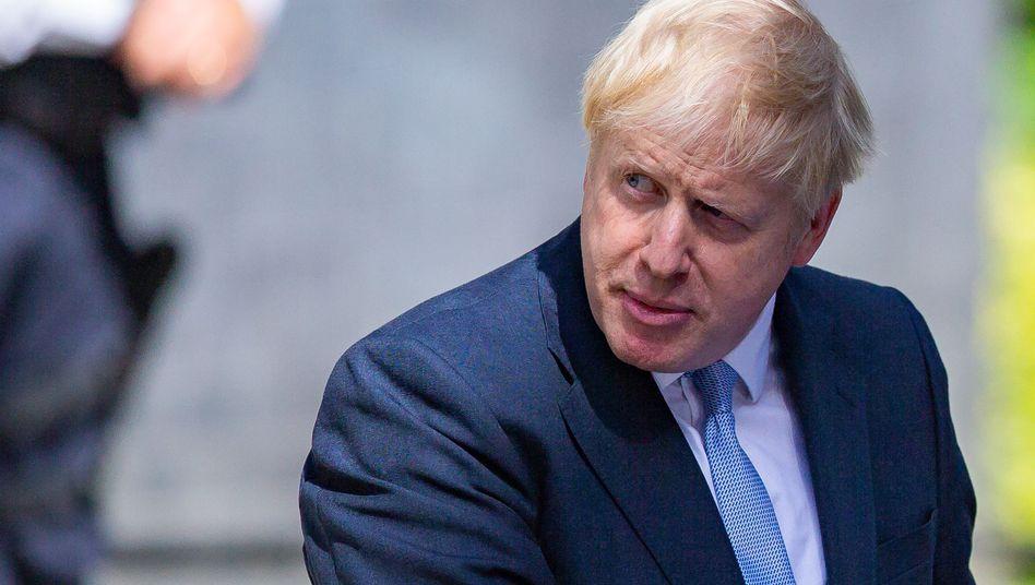 """Boris Johnson: """"Versagen von Staatskunst"""""""