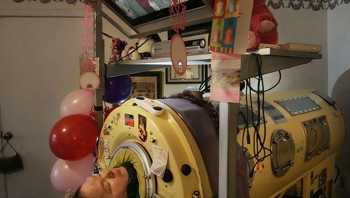 Eiserne Lunge: Überleben in der Maschine