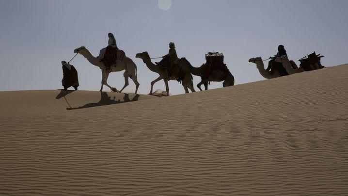 """""""Königin der Wüste"""": Beduinen-Poesie, wo ist sie nur?"""