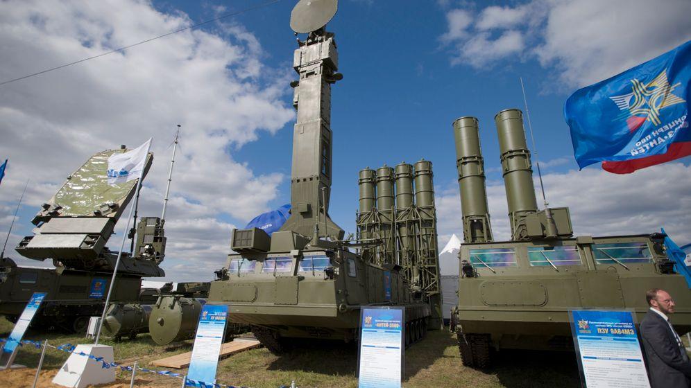 Russlands S-300-Rakete: Luftabwehr für das Mullah-Regime