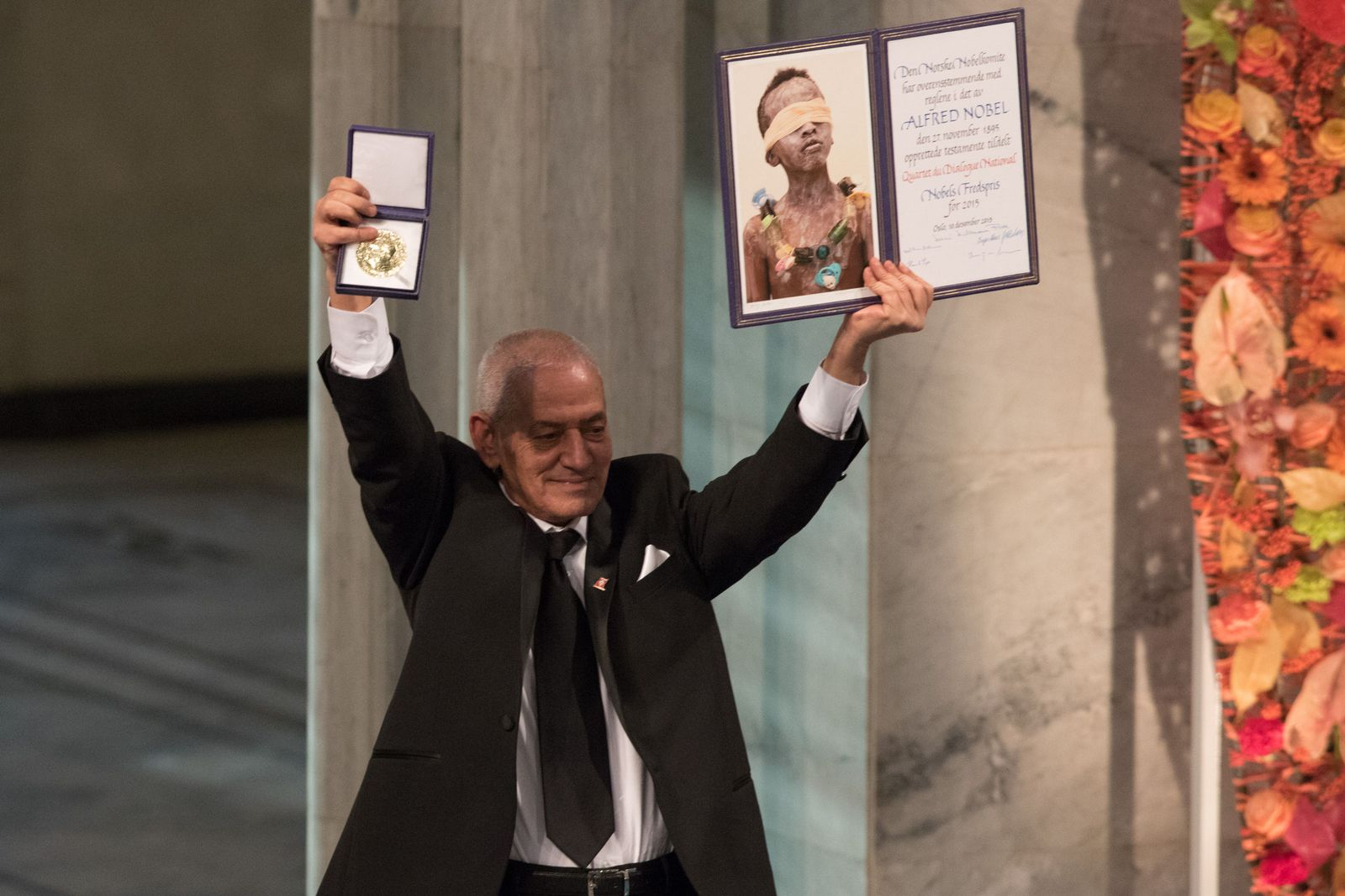 Nobelpreis Abassi