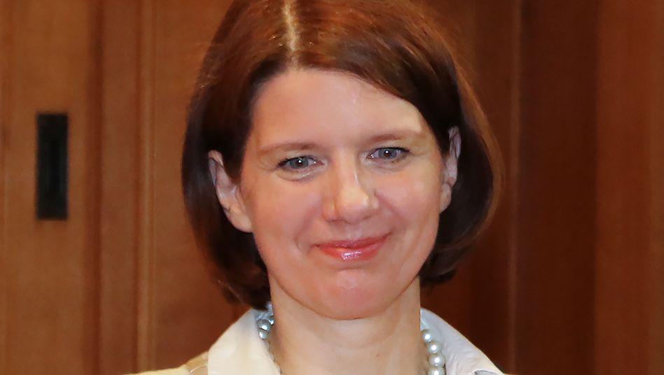 MAD-Chefin Martina Rosenberg (Archivfoto von 2018)