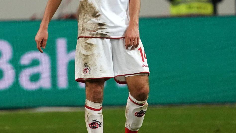 Kölns Kapitän Jonas Hector
