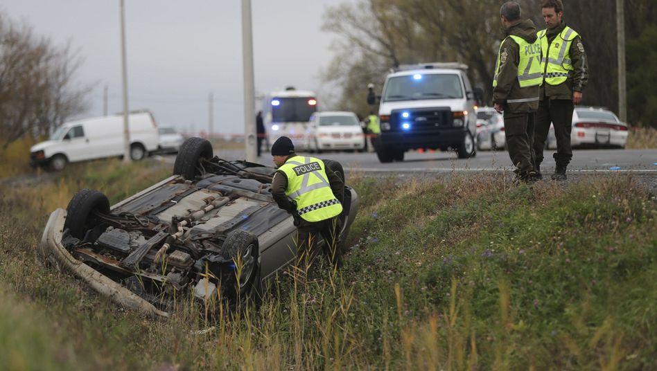 Terrorverdacht in Kanada: Auto-Attacke auf Soldaten - Polizei erschießt Islamisten
