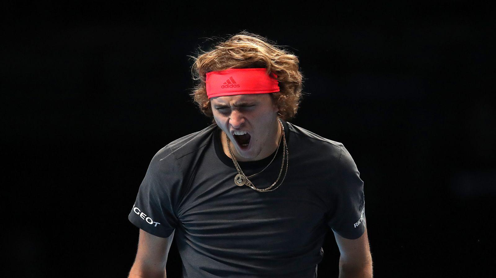 ATP-World Tour Finals Zverev
