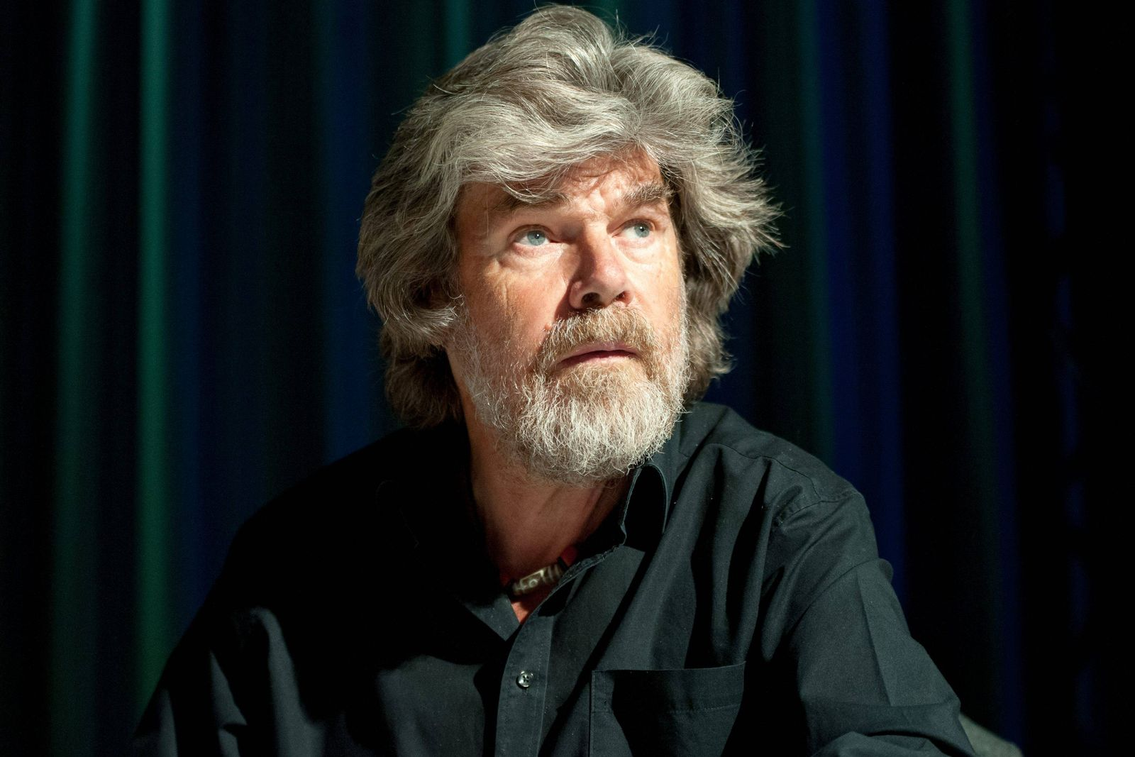 EINMALIGE VERWENDUNG Reinhold Messner