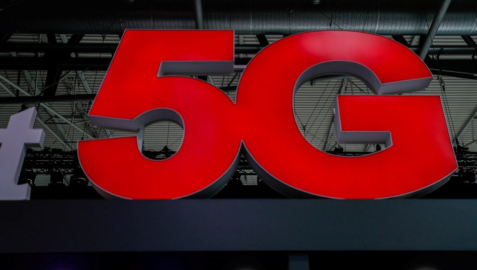 German has said it will apply stringent security standards to all companies helping to build the 5G network.