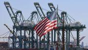 US-Wirtschaft bricht stärker ein als befürchtet