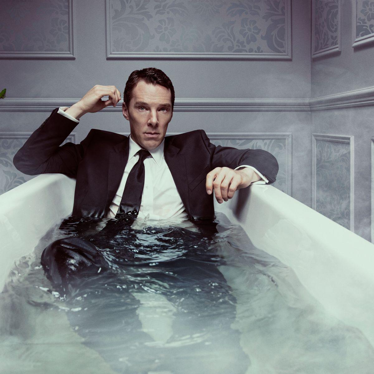 Neue Drogen-Serie mit Benedict Cumberbatch: High Society am Tiefpunkt