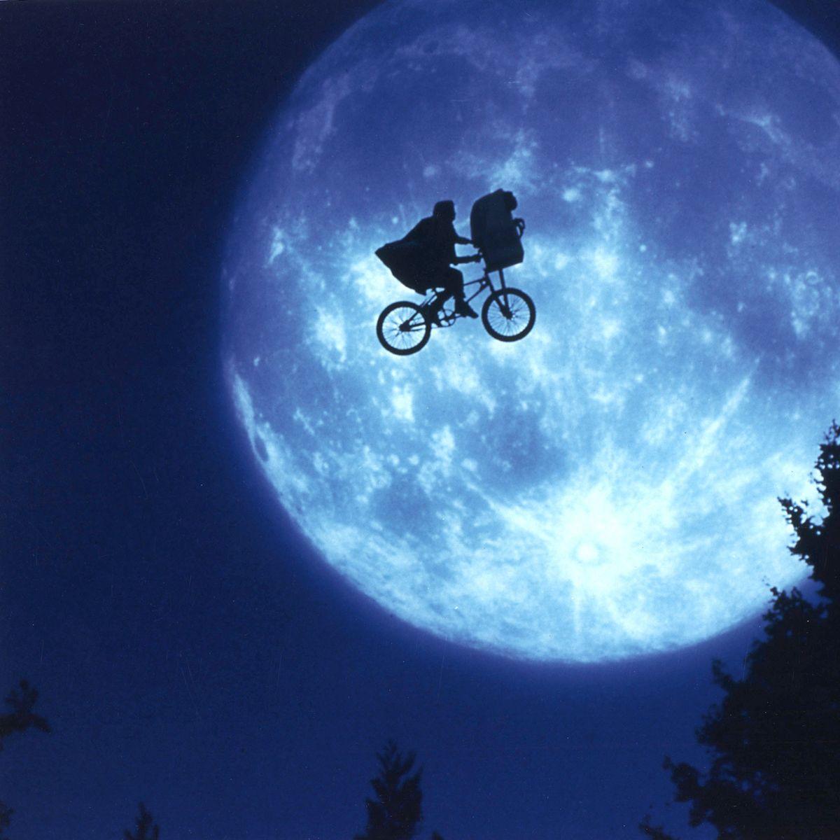 Dreirad blau mit roten Rädern TOP Kids Enduro Laufrad