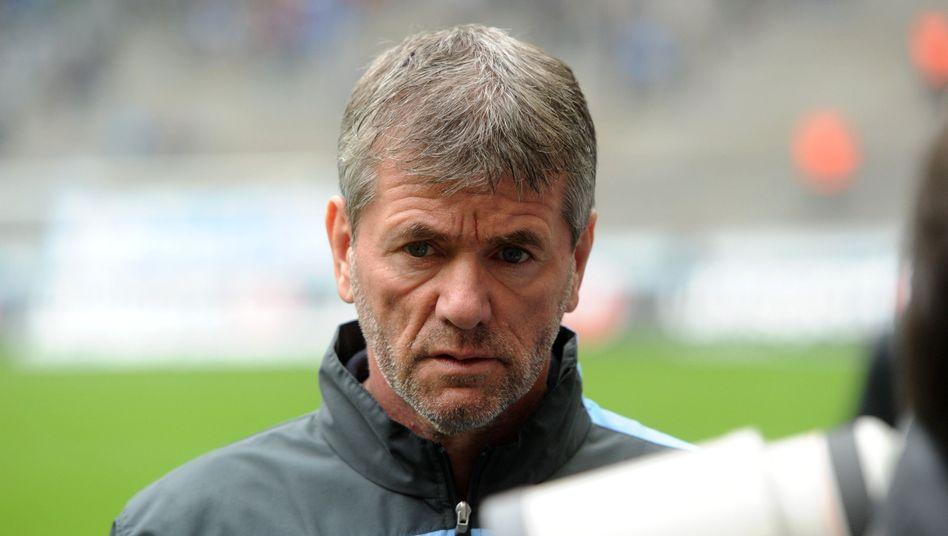 Löwen-Trainer Funkel: Bei 1860 München freigestellt