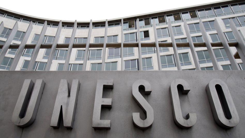 Unesco-Zentrale in Paris: Die Uno-Behörde stellte Bewerbungen ins Web
