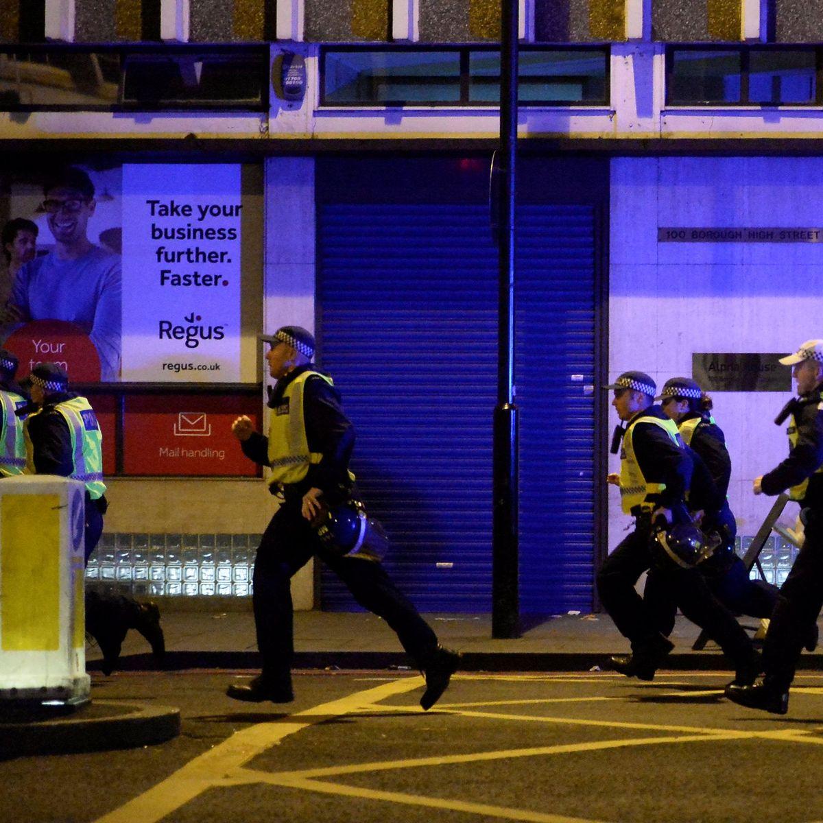 London: Warum trugen die Täter Sprengstoff-Attrappen?
