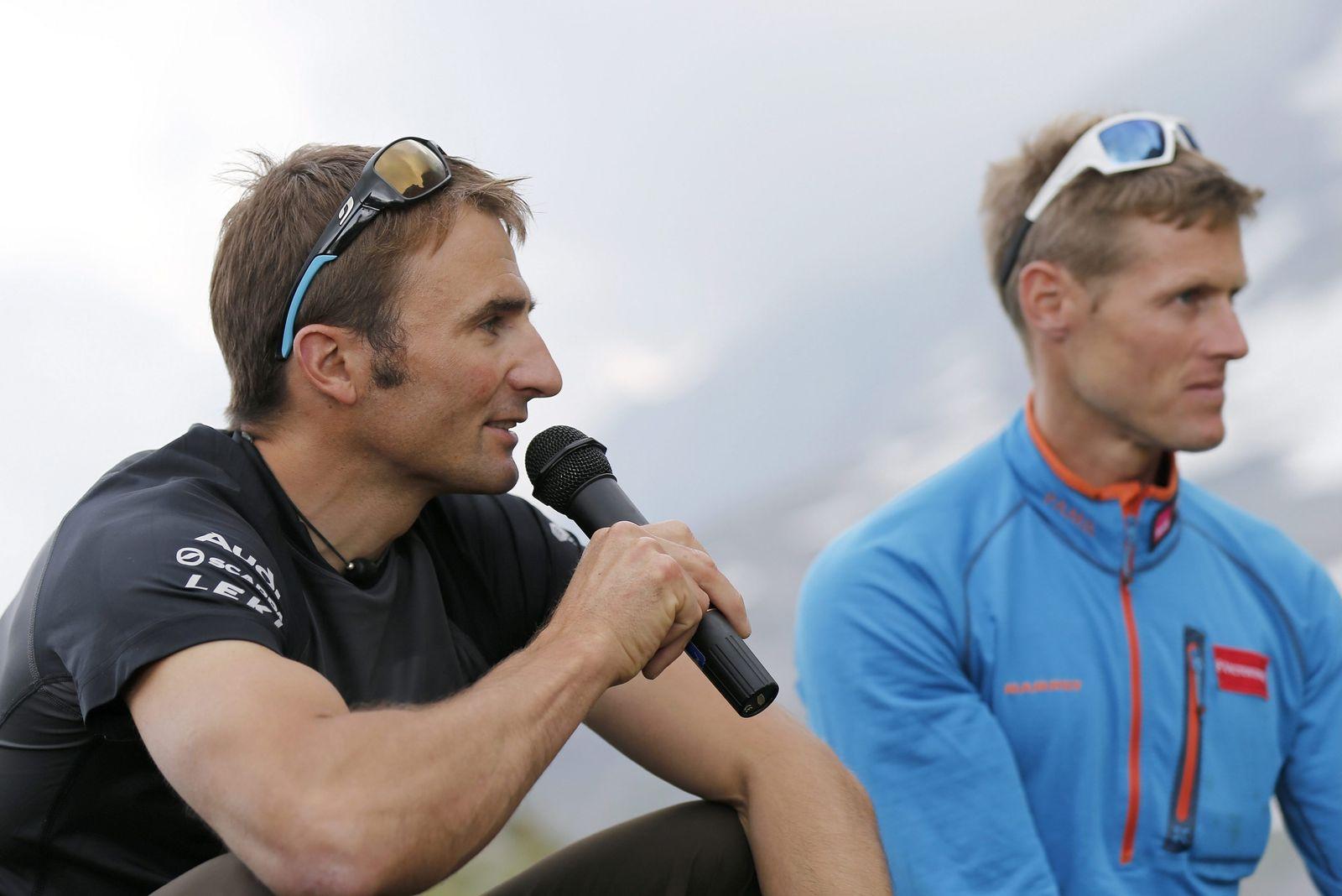 Ueli Steck/ Bergsteiger