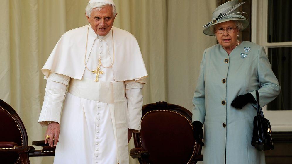 Benedikt XVI. in Großbritannien: Wind von vorn