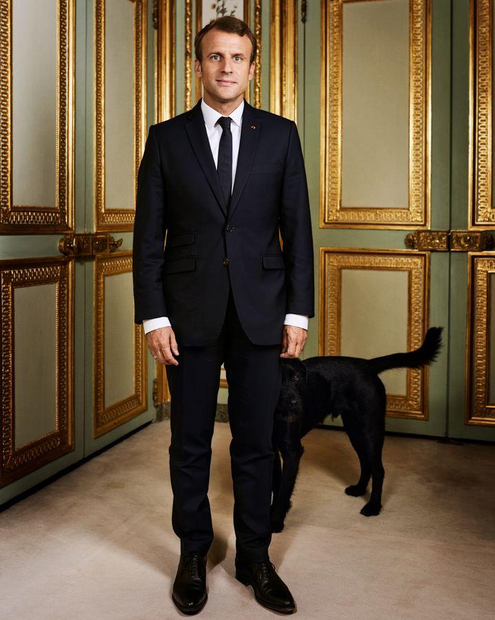 """Élysée-Hausherr Macron: Das Präsidentendasein ist für einen selbst das Ende der Unschuld"""""""
