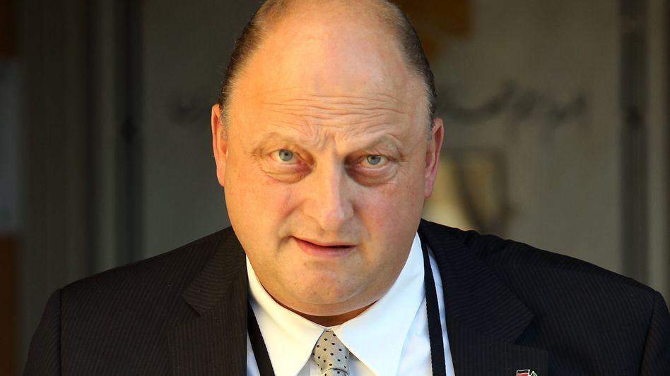 Ex-Sprecher Glaeseker: Unter Korruptionsverdacht