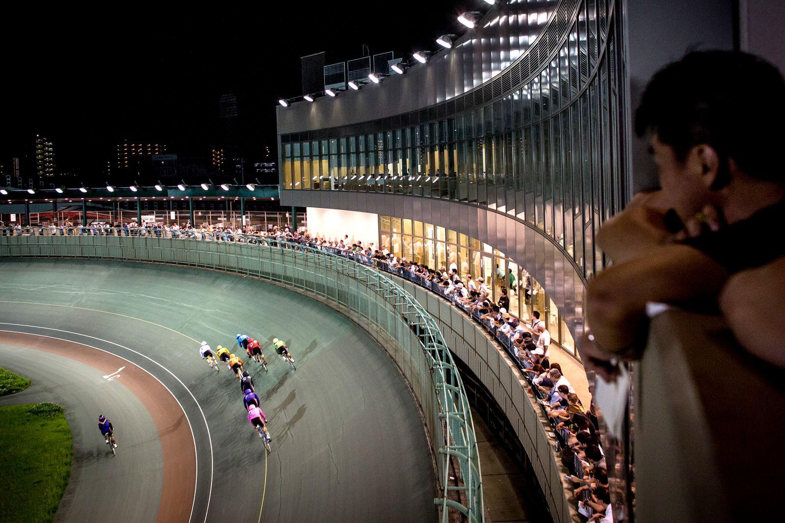 Betting On Bike Racing: Keirin Culture In Japan