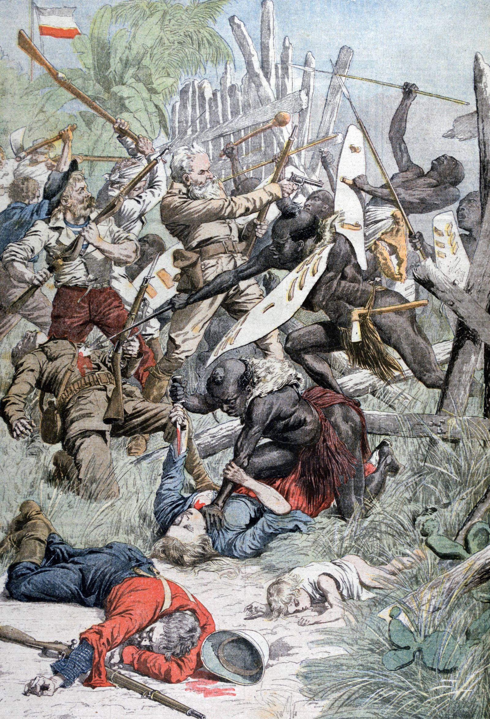 The Maji Rebellion Maji Maji Aufstand was an armed rebellion against German colonial rule in Germ
