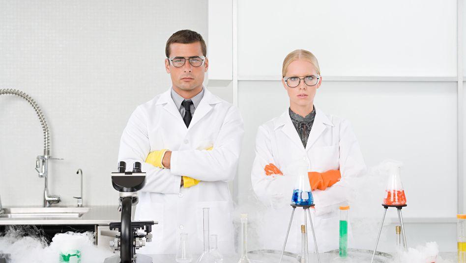 Frauen und Männer in der Wissenschaft: Utopisches Verhältnis von eins zu eins