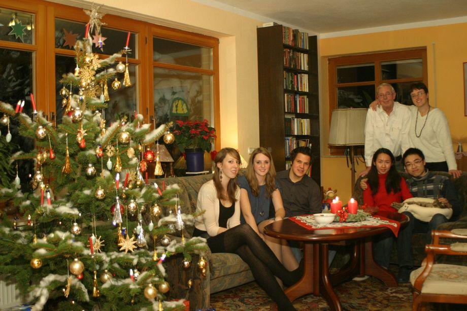 Chinesische Studenten in Deutschland: Weihnachten für ...