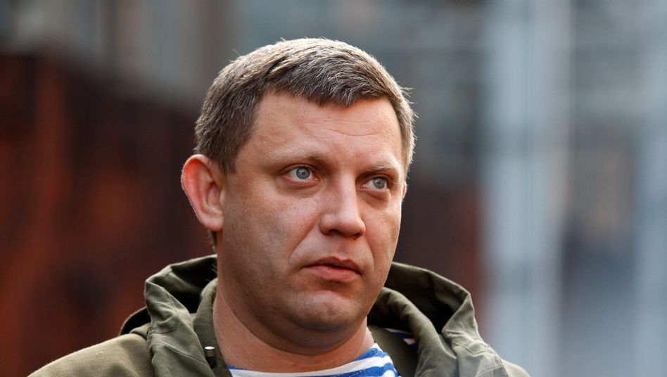 Alexander Sachartschenko (Archivfoto)