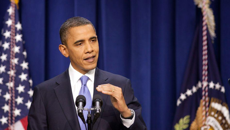 US-Präsident Obama: Botschafter in Syrien am Kongress vorbei berufen