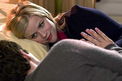 """Szene aus """"Just Like Heaven"""" (mit Reese Witherspoon): Magnet für Frauen über 25"""