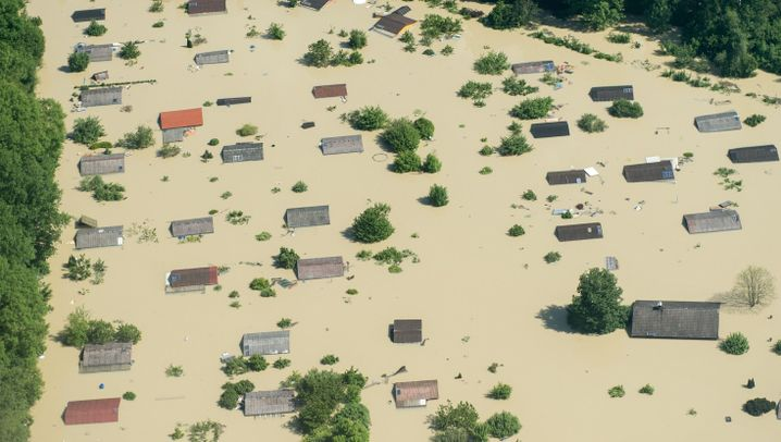 Photo Gallery: Floods Sweep through Central Europe