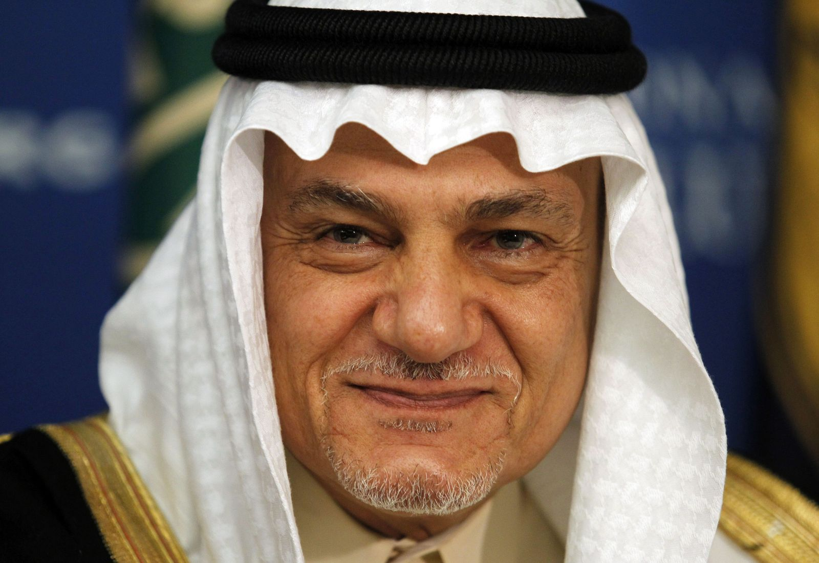 Prinz Turki Al Faisal/ Saudi Arabien