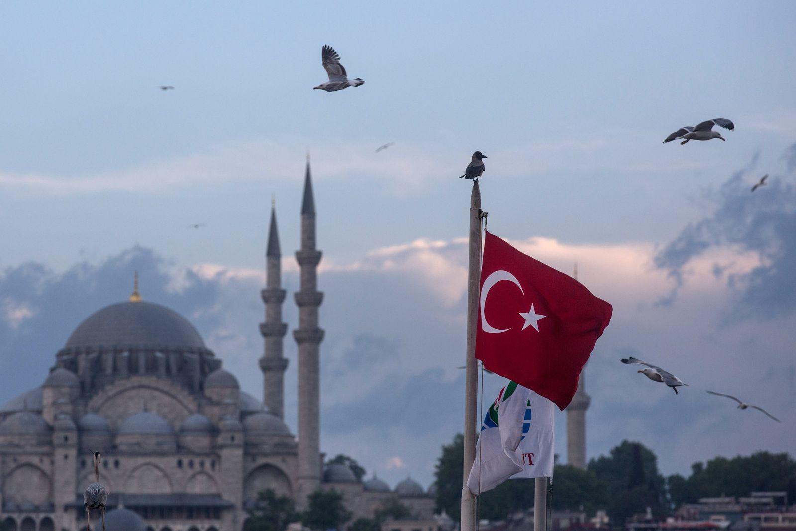 EU/ Visa/ Türkei