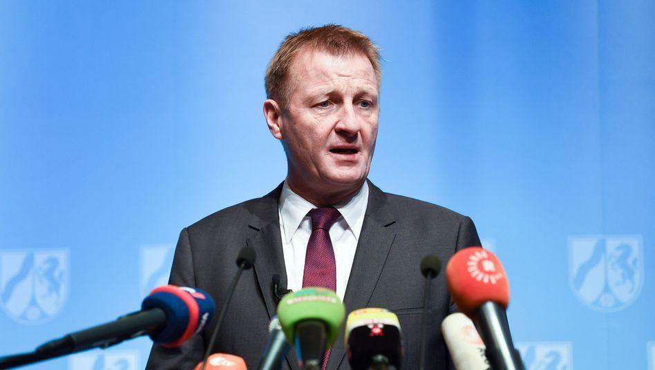 SPD-Politiker Ralf Jäger