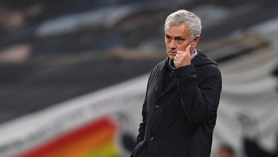 José Mourinho konnte mit der Vorstellung seiner Mannschaft zufrieden sein