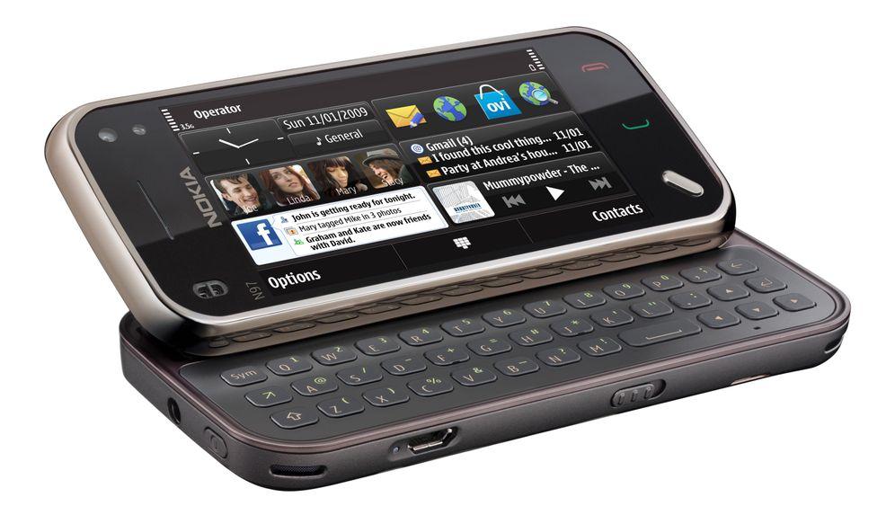 Mit Linux gegen das iPhone: Nokia N900
