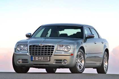 """Chrysler 300C: """"Rebell in Flanell"""""""
