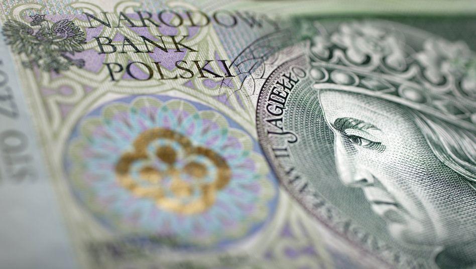 Polnische Zloty: Bald Ziel von Spekulation? Verwerfungen scheinen unausweichlich