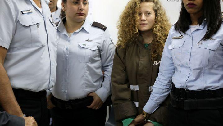 Ahed Tamimi: Das Mädchen aus Nabi Salih