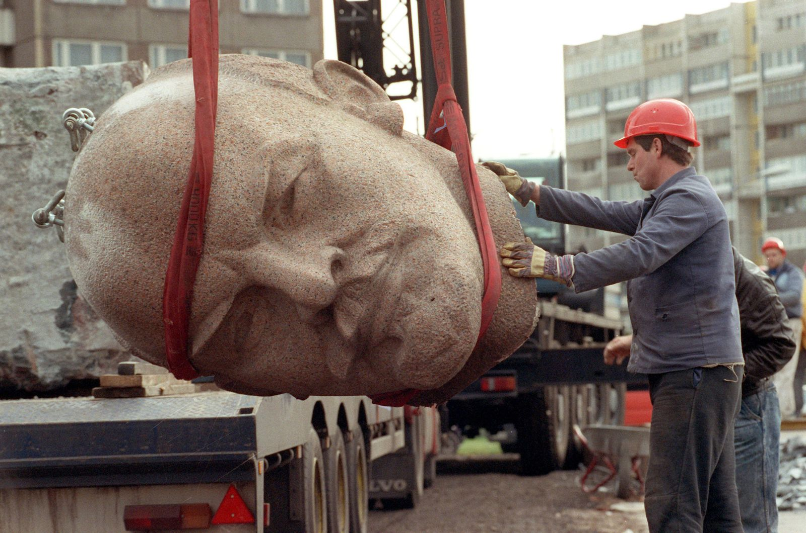 Lenin-Denkmal Berlin