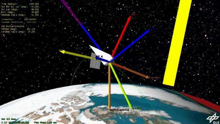 """""""AsteroidFinder"""": Suche nach der kosmischen Bedrohung"""