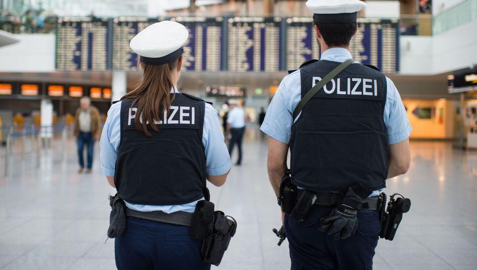 Beamte der Bundespolizei