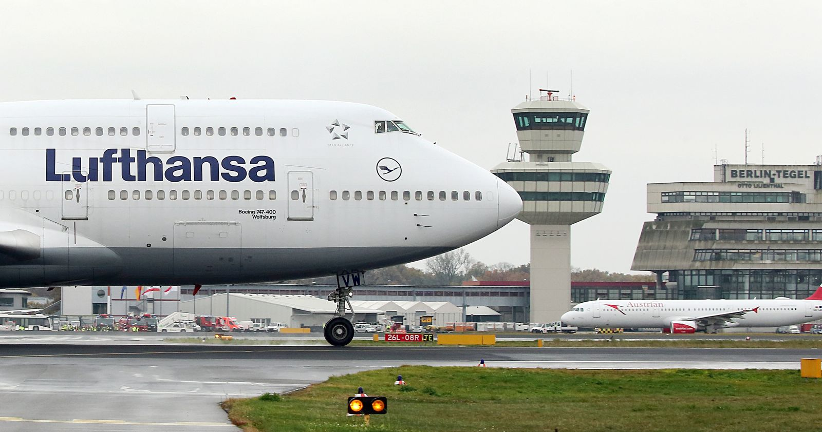 Lufthansa fliegt mit Jumbo-Jet nach Berlin