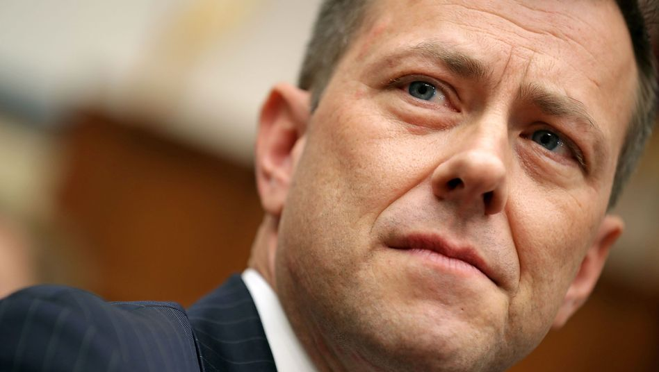 FBI-Mitarbeiter Peter Strzok