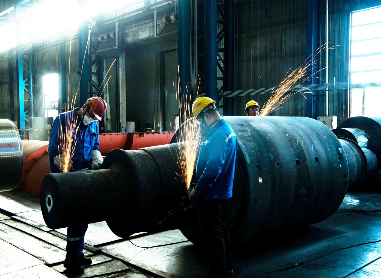 China - Maschinenbau