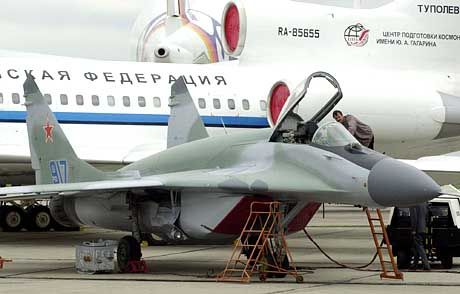 """Kampfjet """"Mig-29"""""""