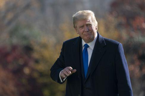 Sieht nicht wie ein Sieger aus: Donald Trump