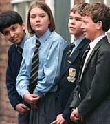 """Britische Schüler: """"Null-Toleranz"""" bei Drückebergern"""